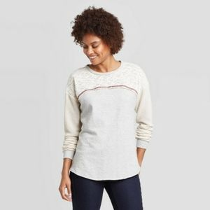 Knox Rose Crewneck Sweater